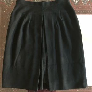 CHANEL BOUTIQUE BLACK SKIRT